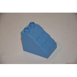 Lego Duplo kék kis tető elem