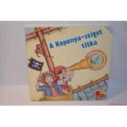 A Koponya-sziget titka kukucskáló mesekönyv
