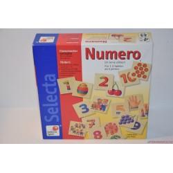 Selecta 3539 Numero fa számolós játék
