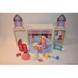 Playmobil fésülködő szoba készlet