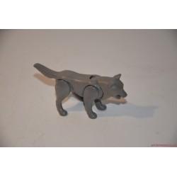 Playmobil szürke farkas