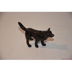 Playmobil fekete farkas