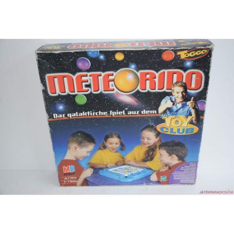Meteorido társasjáték