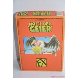 Hol's der Geier Keselyűkaland társasjáték