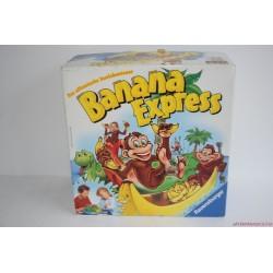 Banana Express Banán expressz társasjáték