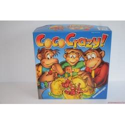 Coco Crazy Harc a kókuszdiókért társasjáték