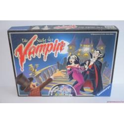 Die Nacht der Vampire Vámpírok éjszakája társasjáték