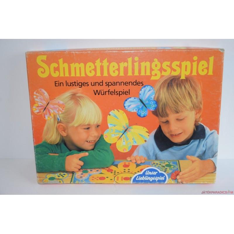 Schmetterlingsspiel Lepkejáték társasjáték