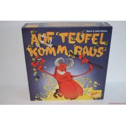 Akciós Auf Teufel komm Raus! társasjáték