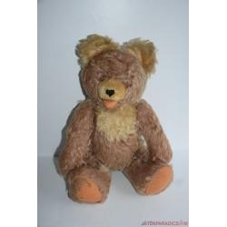 Vintage szalmamackó medve