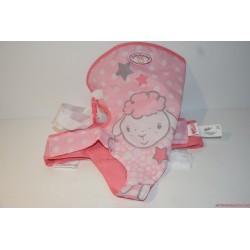 Baby Annabell rózsaszín kenguru