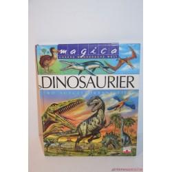 Dinosaurier Dinoszauruszok német könyv