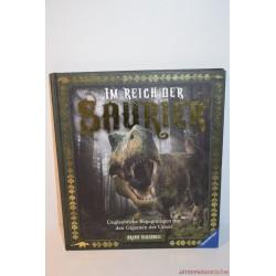Im reich der Saurier A dínók világában német könyv