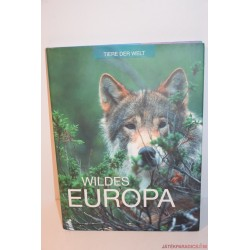 Wildes Europa A vad Európa német könyv