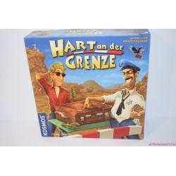 Hart an der Grenze Határátkelő társasjáték