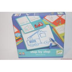 Djeco Step by Step társasjáték