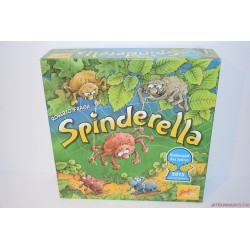 Spinderella társasjáték