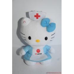 TY Sanrio Hello Kitty Y Love Japan plüss cica