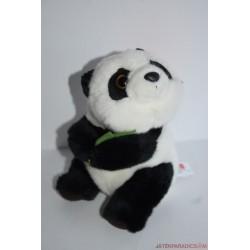 Élethű plüss panda maci