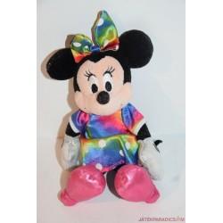 Disney szivárvány ruhás Minnie egér