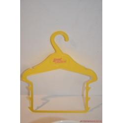 Zapf Creation sárga babaruha vállfa