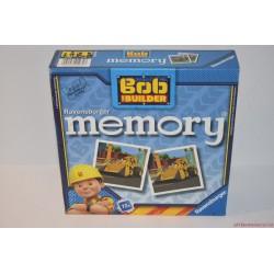 Bob Builder Memory memóriafejlesztő társasjáték