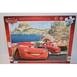 Verdák Cars puzzle kirakós játék