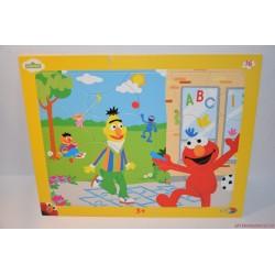 Sesame Street Didacta puzzle kirakós játék
