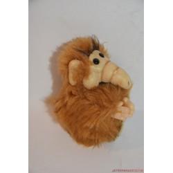 Vintage csíptetős kapaszkodó Alf figura