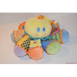 Bruin polip színes babajáték játszóka