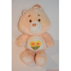 Vintage CARE BEARS Gondos Bocsok Friend Bear plüss maci