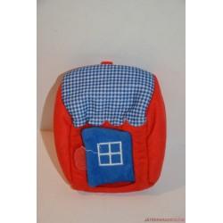 Lego Duplo plüss házikó táska