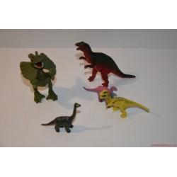 Dinoszaurusz gumifigura csomag