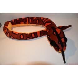 Wild Republic Szivárványos boa plüss kígyó