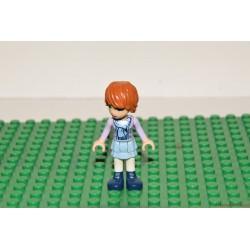 Lego Friends rövid vöröshajú lány
