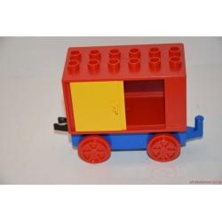 Lego Duplo elhúzható vonat vagon