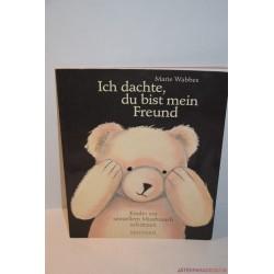 Ich dachte, du bist mein Freund német mesekönyv
