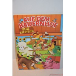 Auf dem Bauernhof német könyvecske Baromfiudvar