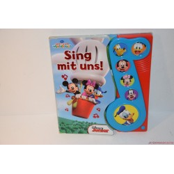 Sing mit uns! Énekelj velünk német nyelvű könyv