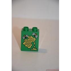 Lego Duplo méhecskék lépes méz képes elem