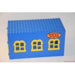 Lego Fabuland taxi állomás ház