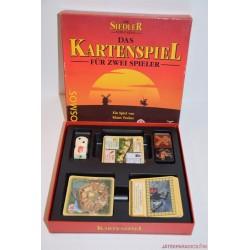 KOSMOS Das Kartenspiel - Catan, Catan telepesei kártyajáték 2 személy