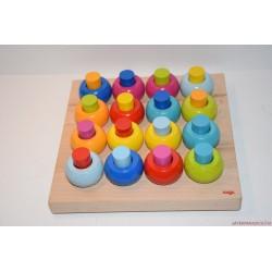 HABA színes hengeres készségfejlesztő játék