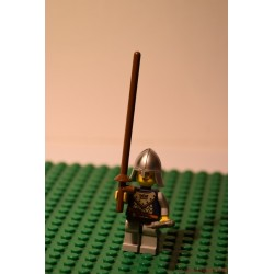 LEGO középkori katona minifigura
