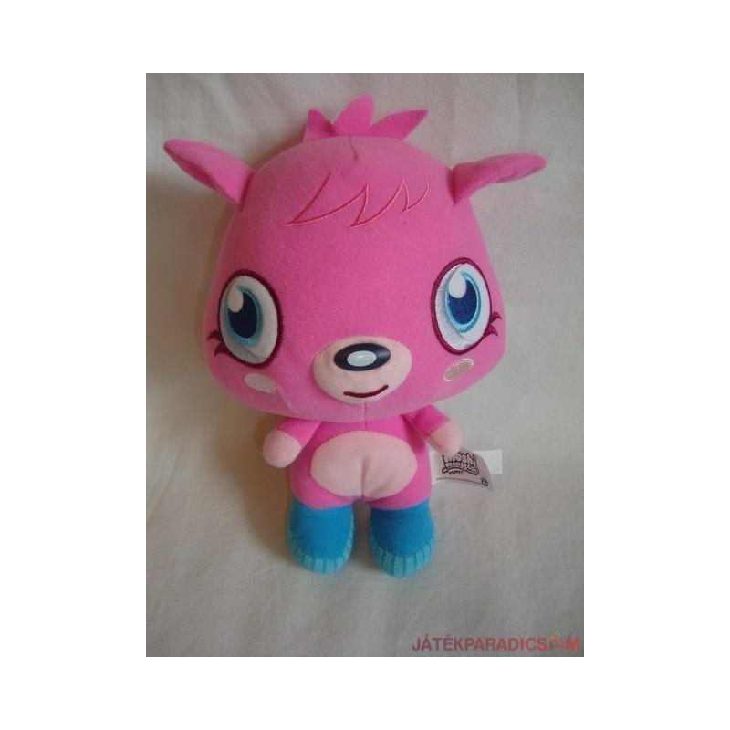 Moshi Monsters rózsaszín figura