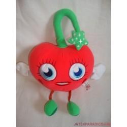 Moshi Monsters piros szív alakú figura