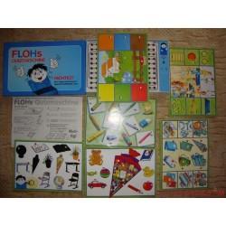 FLOHS quiz párosító készségfejlesztő játék