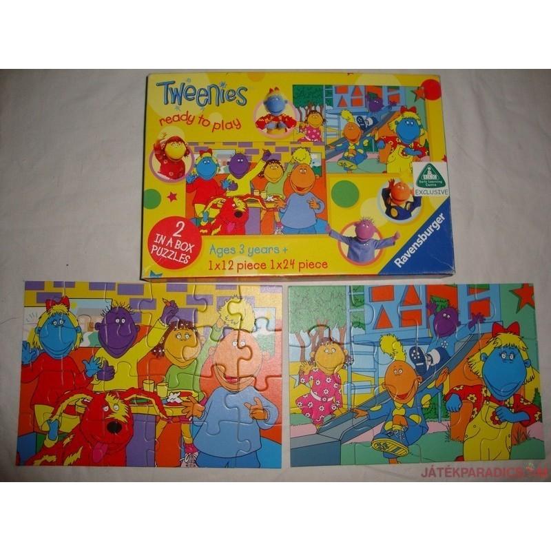 Tweenies puzzle kirakó játék