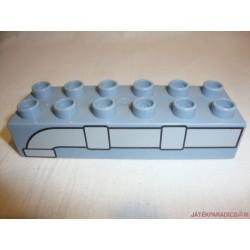 Lego Duplo cső képes elem