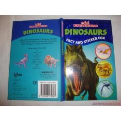 Dinosaurusok könyv